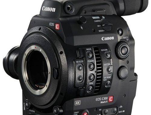 Canon EOS C300 MARK II Camcorder with EF Mount