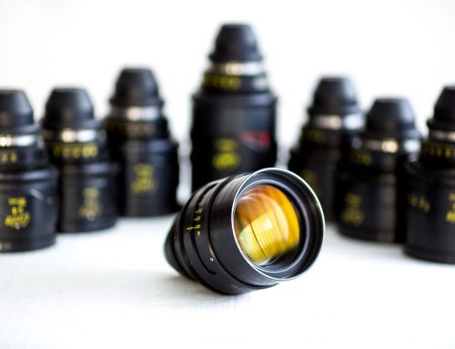 Cooke S4 set of 8