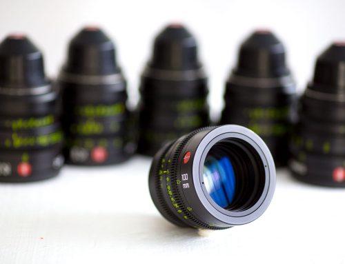 Leica Lenses Summicron  C T2.0 – Set of 6