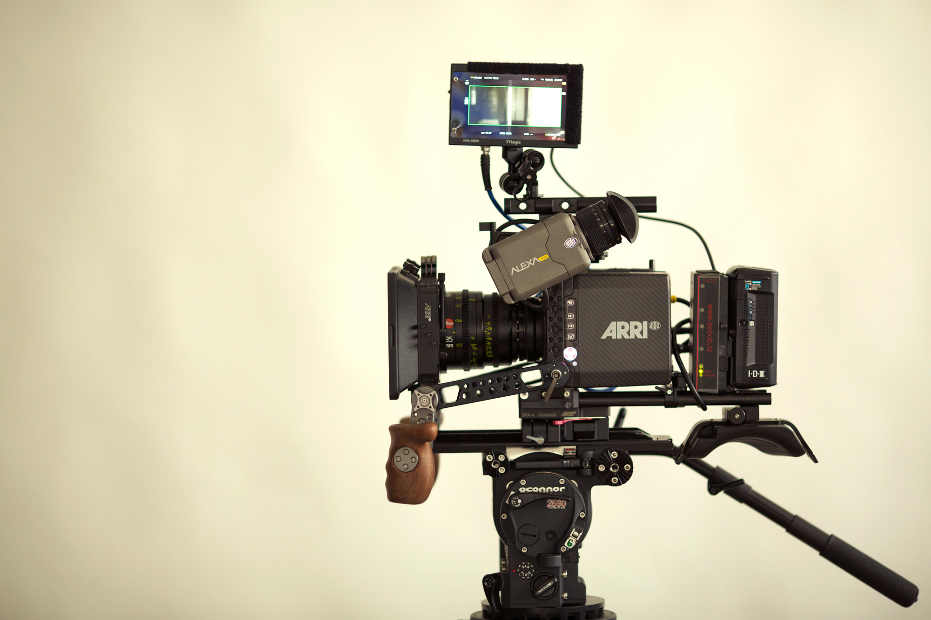 ARRI ALEXA Mini with Leica Summicron C