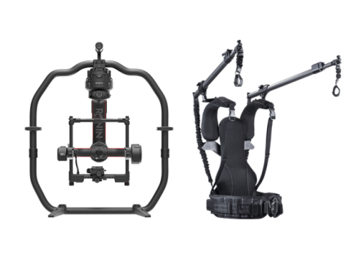 DJI Ronin 2 with  Ready rig Pro Arms kit