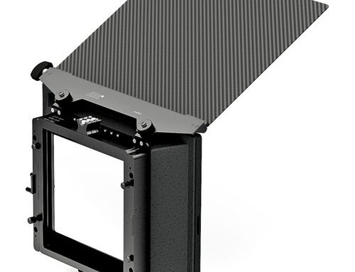 ARRI LMB-6 Three-Stage Matte Box Set