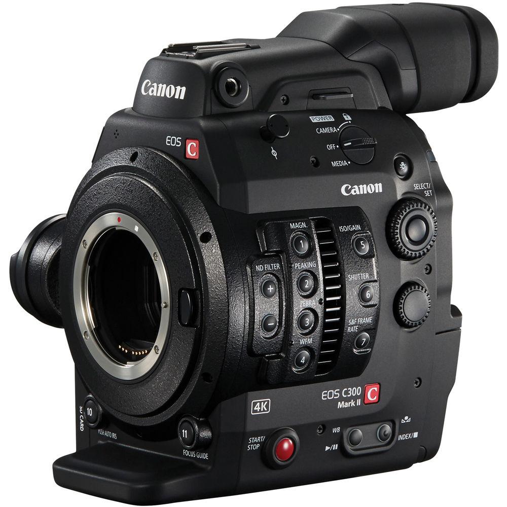 Canon EOS C300 Mark II Camcorder