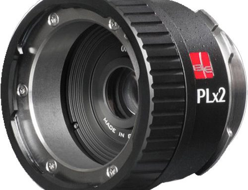 IBE OPTICS PLx2 Focal Length Extender for PL Mount Lenses (2x)