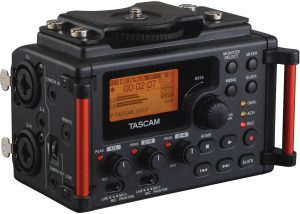 Tascam DR-60DmkII 4-Channel Portable Recorder for DSLR