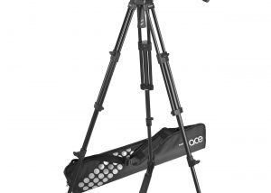 Sachtler Ace Fluid Head with 2-Stage Aluminum Tripod
