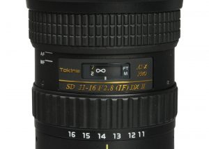 Tokina AT-X 116 PRO DX-II 11-16mm f2.8 Lens for Canon EF