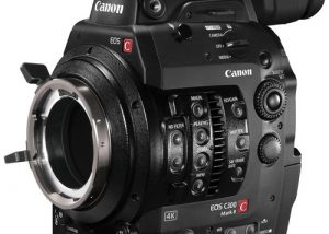 Canon Cinema EOS C300 Mark II Camcorder Body (PL Lens Mount)