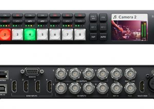 Mixer Blackmagic Atem Television Studio HD