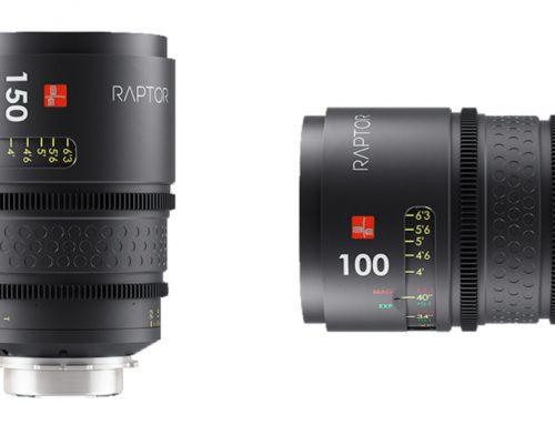 IB/E RAPTOR APO Cine Macro Lenses