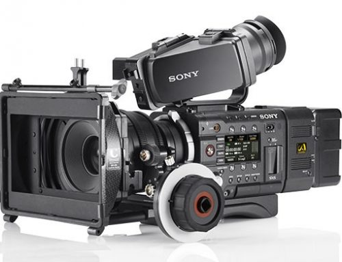 Sony PMW F5 CineAlta w/ AXS-R5 RAW Recorder