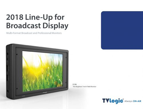 TV LOGIC F-7H full HD