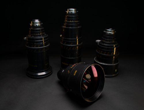 ELITE MKIV  ANAMORPHIC 40-50-75-100 mm