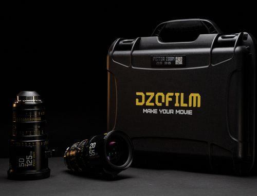 DZOFiLM Pictor Zoom Dual Lens Bundle 20-55mm + 50-125mm T2.8 (PL/EF Mount)