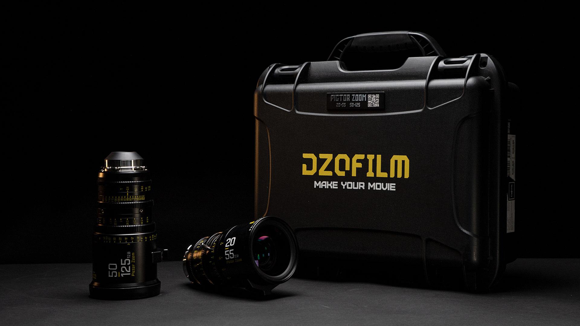 Pictor DZOFILMS lenses