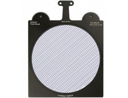 Filter Brilliant Rota-Streak Clear 3mm by Lindsey Optics