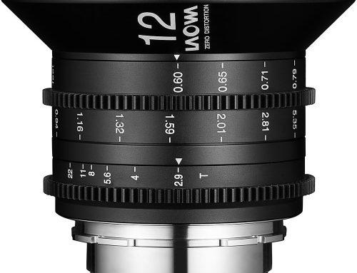 Laowa 12mm T2.9 Zero-D CINE – Arri PL