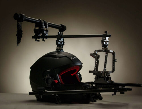 Custom Helmet POV Rig by CEKTA