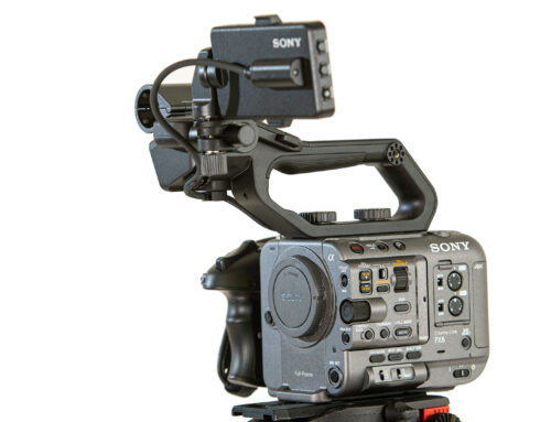 Sony FX6 ILME-FX6 – Full-Frame Cinema Line Camera