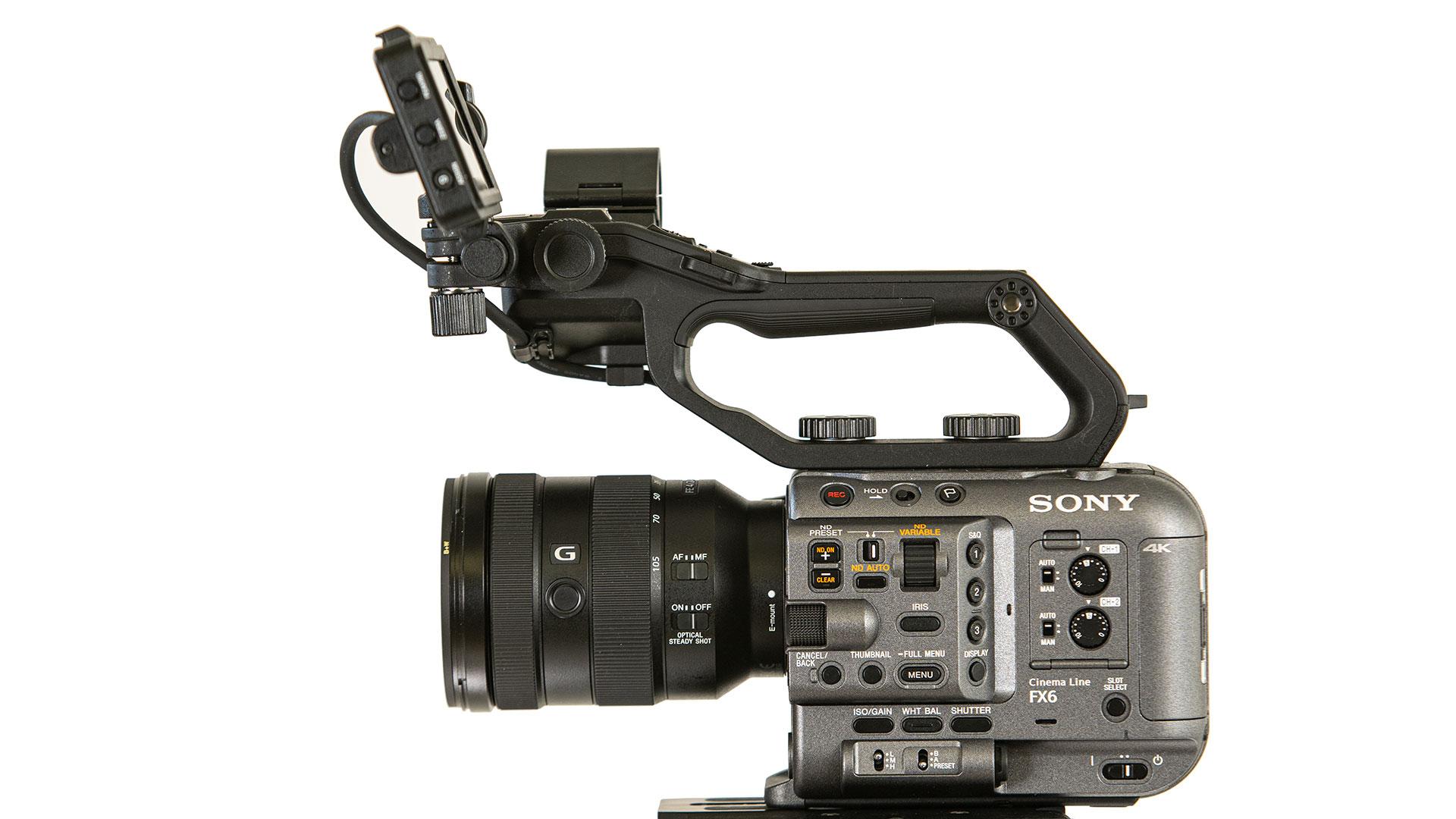 Sony fx 6