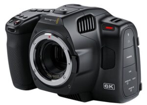 Blackmagic Pocket Pro