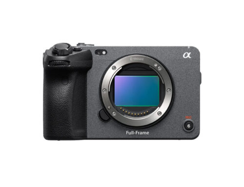 SONY ILME FX3 – Full Frame Cinema Line Camera