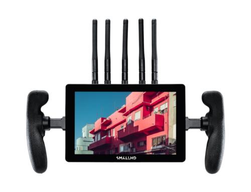 SmallHD Cine 7 & Bolt 4K Module – V mount