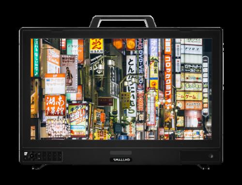 SmallHD Cine 24″ 4K High-Bright Monitor